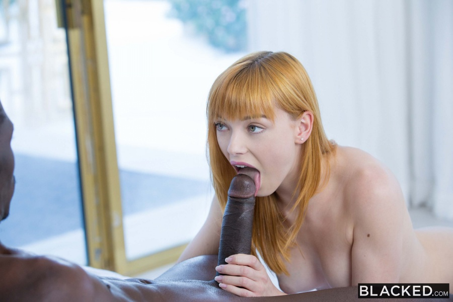 Big Dick In Redhead 105